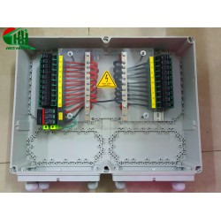 Tủ  DC Combiner box 10 IN - 1 OUT